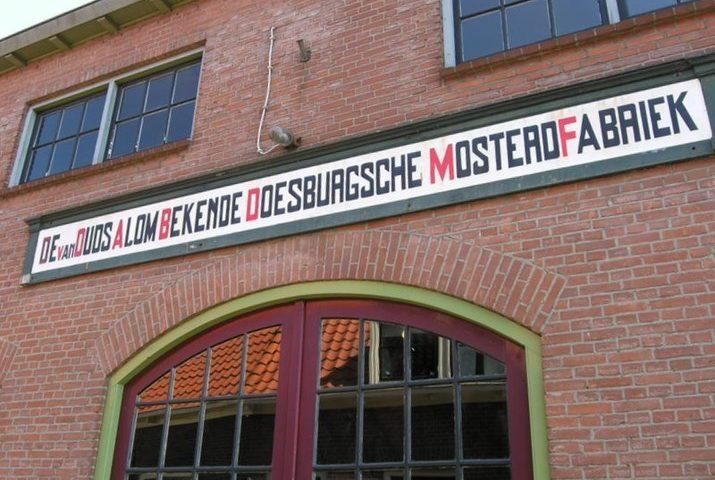 Echte Doesburgse mosterd & azijn!